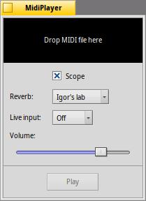 MidiPlayer
