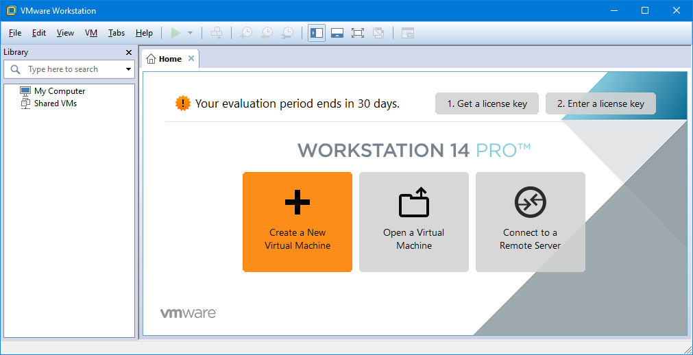 Vmware workstation 15 trial license key | Download VMWare