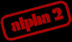 Haiku R1 Alpha 2 stamp