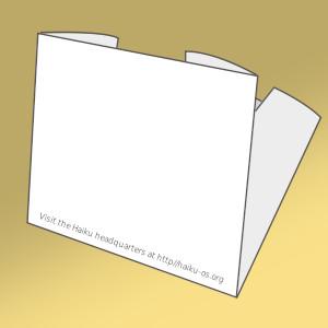Haiku CD Paper Sleeve | Haiku Project