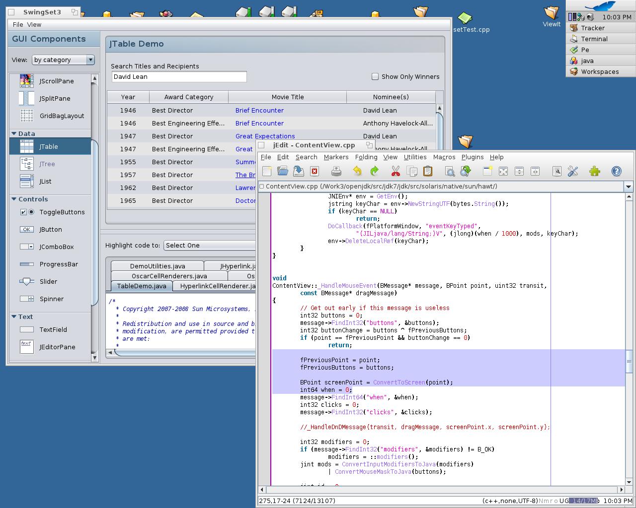 OpenJDK port: quarter term report   Haiku Project