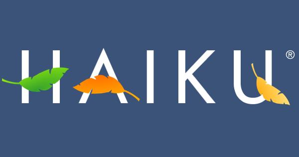 General FAQ | Haiku Project